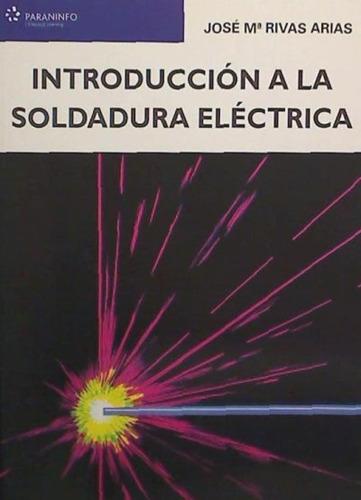 introducción a la soldadura eléctrica(libro bricolaje)