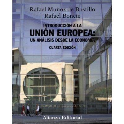 introducción a la unión europea; rafael muñoz d envío gratis