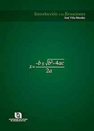 introduccion a las ecuaciones (2010) ccb