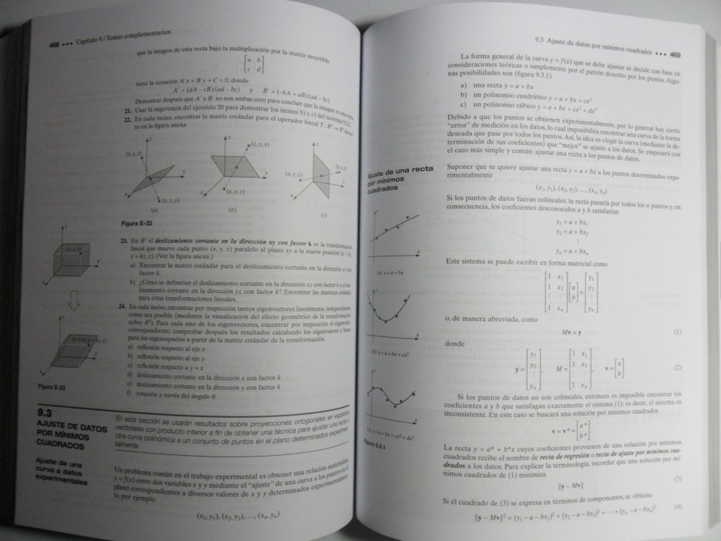 Introduccion Al Algebra Lineal Howard Anton Pdf