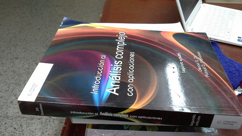 introducción al análisis complejo segunda edición, d. zill