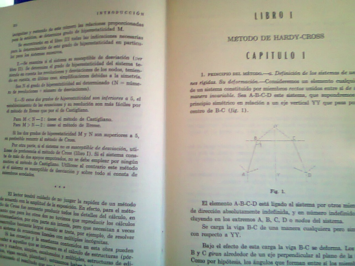 Introducción Al Cálculo De Los Sistemas Hiperestáticos 350 00
