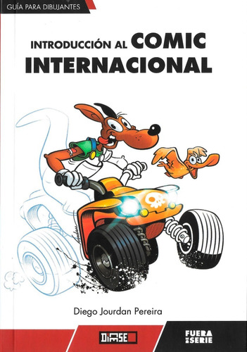 introduccion al comic internacional - editorial dicese