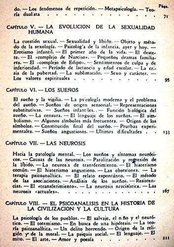 introducción al psicoanálisis enzo bonaventura / psicología