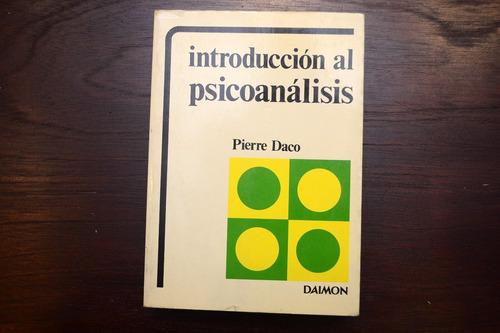 introducción al psicoanálisis pierre daco