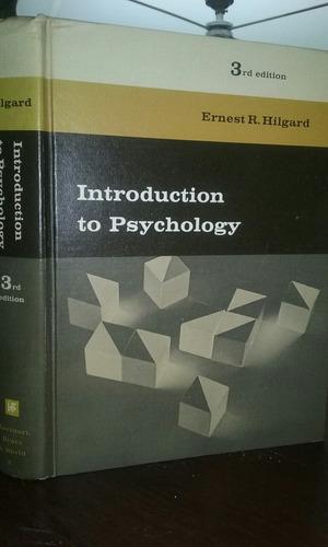 introducción yo psychology e hilgard - belgrano