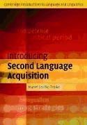 introducing second language acquisition(libro filología espa