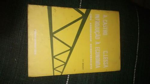 introdução a economia castro e lessa 23 edição