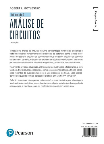 introdução à análise de circuitos
