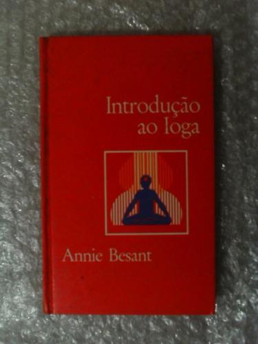 introdução ao ioga - annie besant