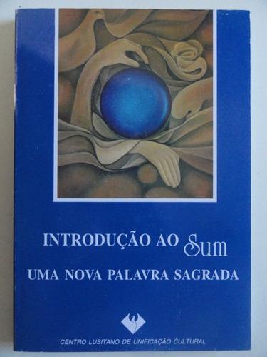 introdução ao sum  uma nova palavra sagrada - esoterismo
