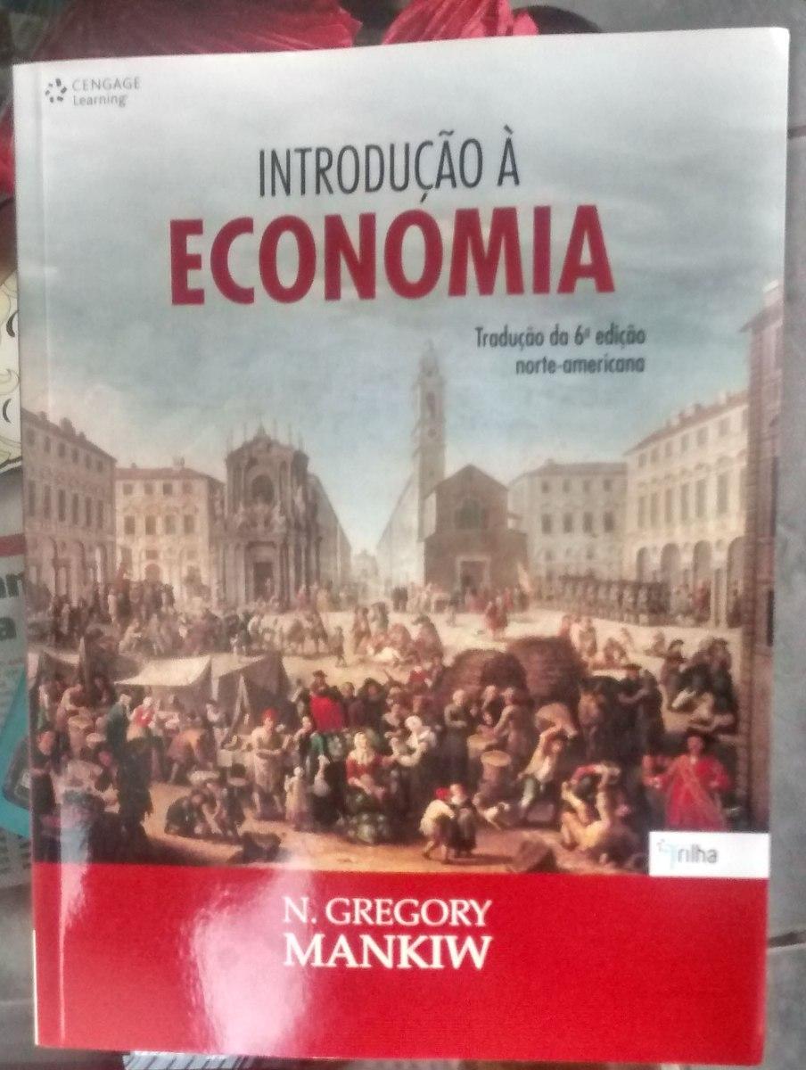 livro introducao a economia mankiw