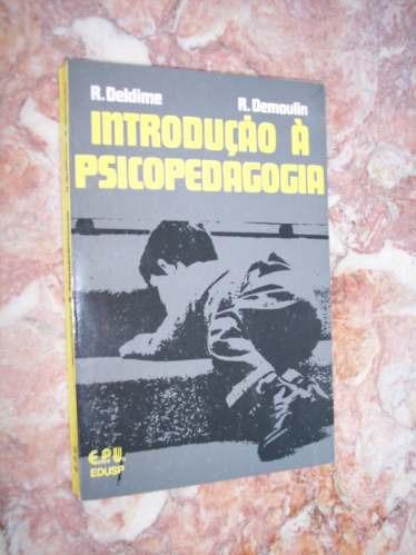 introdução à psicopedagogia, r. deldime