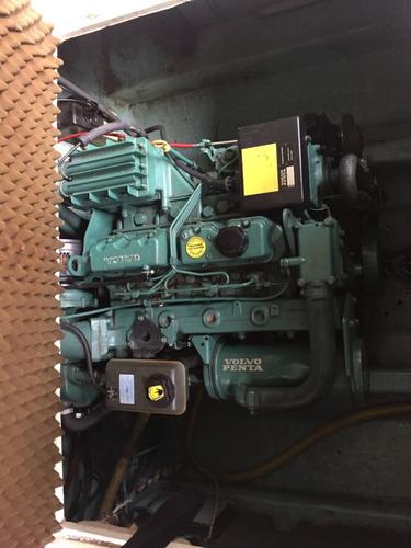 intruder 720 crucero volvo turbo diesel duoprop permuto!!