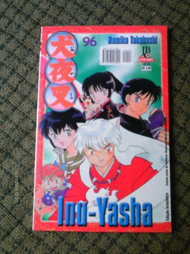 inu yasha n. 96 - humiko takahashi - jbc