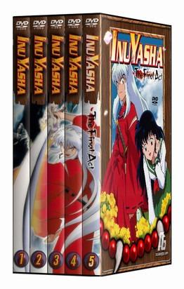 inuyasha - série + filmes *colecionador* dvd