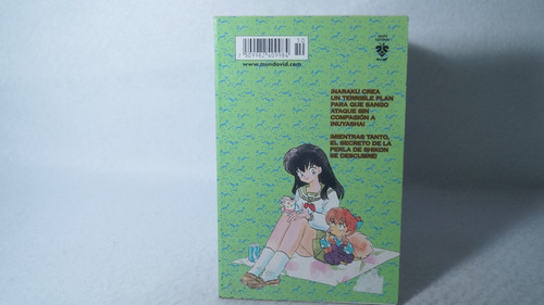 inuyasha vol. 10 / rumiko takahashi