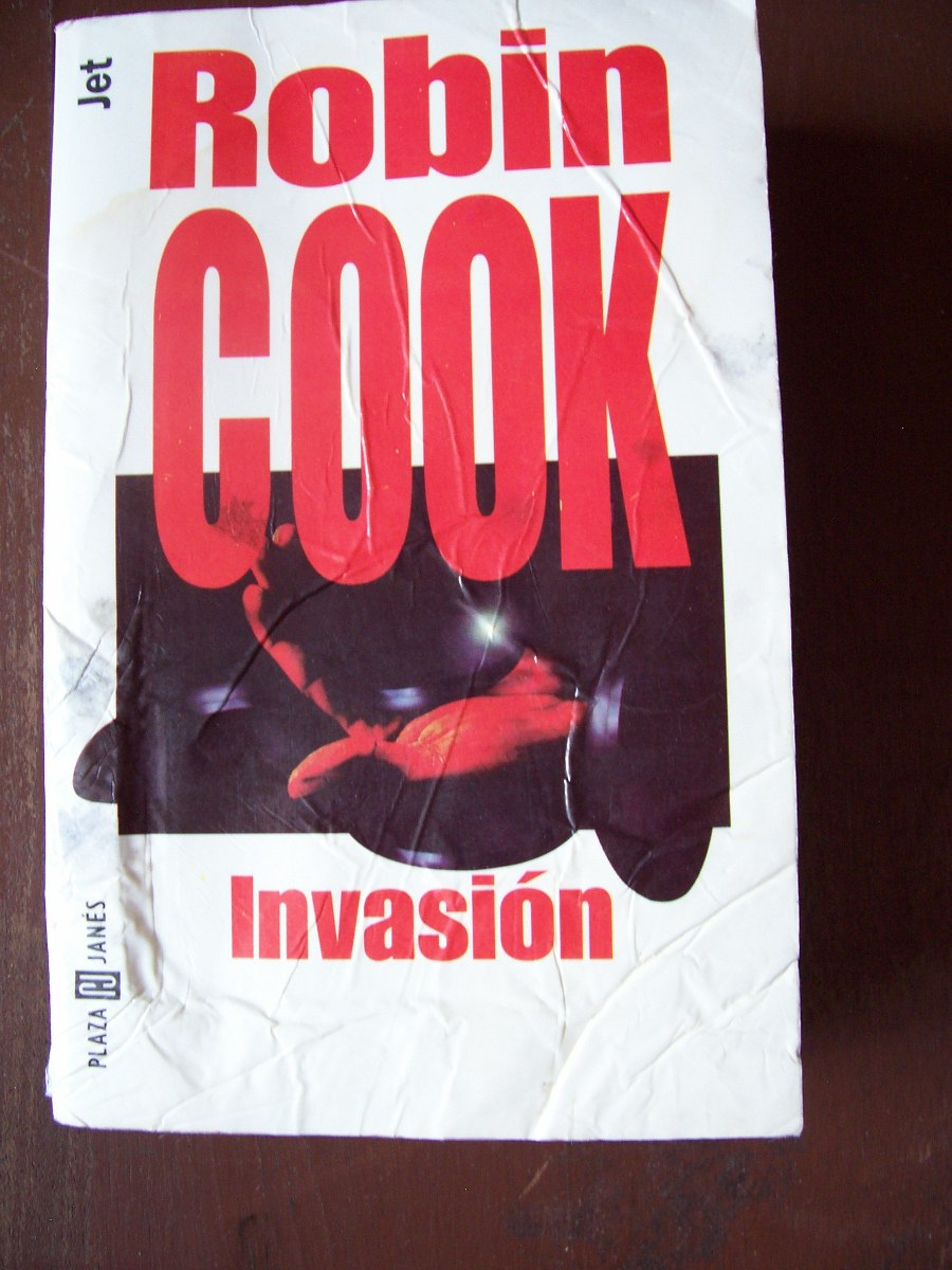 Invasion robin cook pdf file