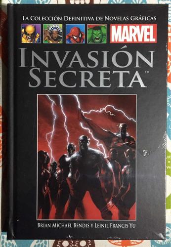 invasion secreta tomo tapa dura editorial salvat