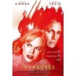 invasores dvd original com nicole kidman