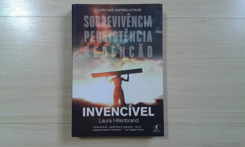 invencível - livro que deu origem ao filme laura hillenbrand
