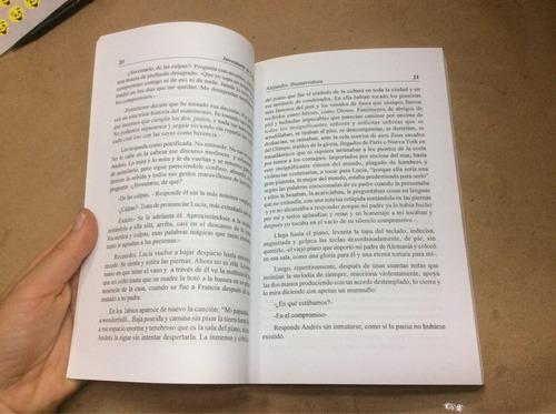 inventario de las culpas. alejandro buenaventura. novela