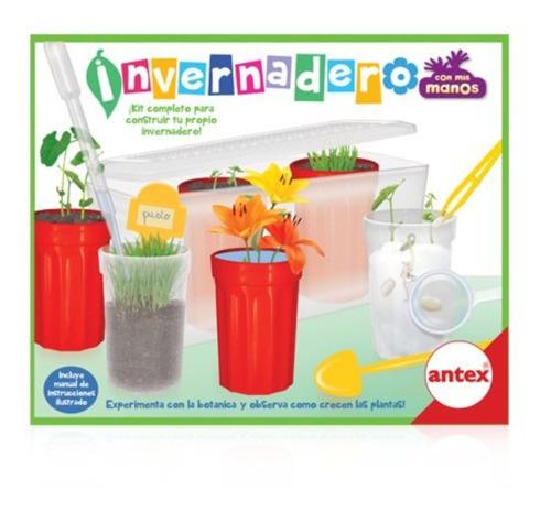 invernadero juego didactico antex 0026 botanica plantas edu