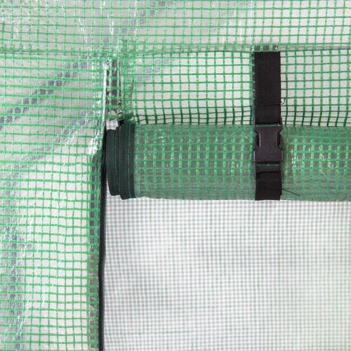 invernadero portatil tamaño 1.44x1.42x1.93 m con mallasombra