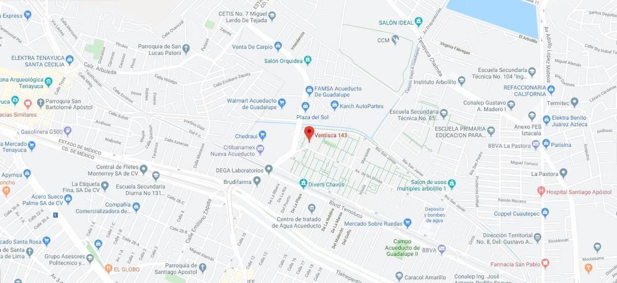 inversión departamento venta colonia acueducto de guadalupe