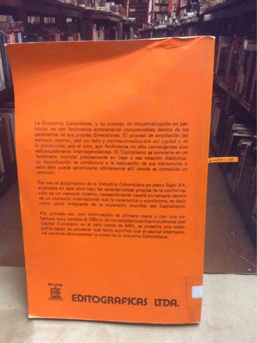 inversión extranjera en industria colombiana. juan arango