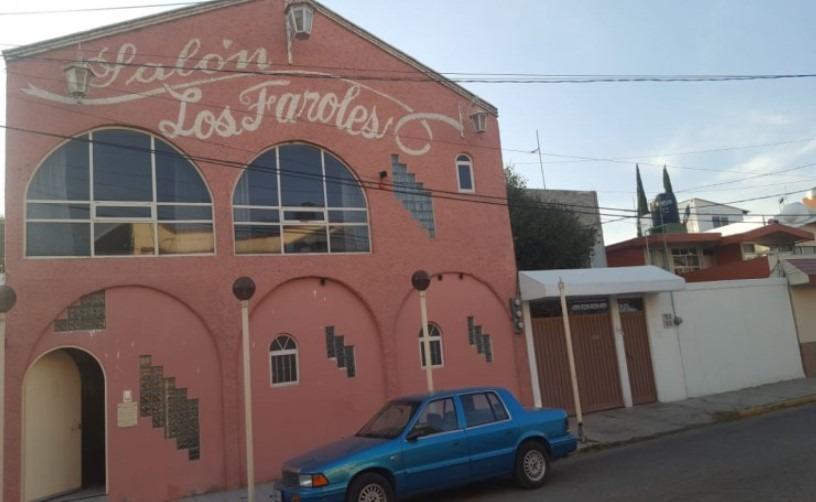 inversión inteligente, salón de fiestas en texcoco