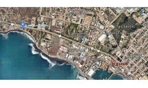 inversion terreno en venta frente al mar para hotel o desarrollo vertical, el sauzal ensenada baja california