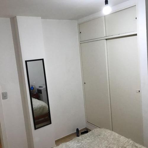 inversionista, 1 dormitorio con renta b° san martin