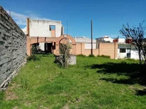 inversionistas!!! terreno con construcción en huamantla