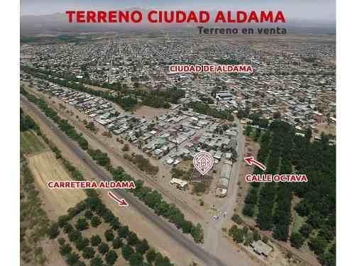 inversionistas! terreno en venta santa anita, aldama, chihuahua *