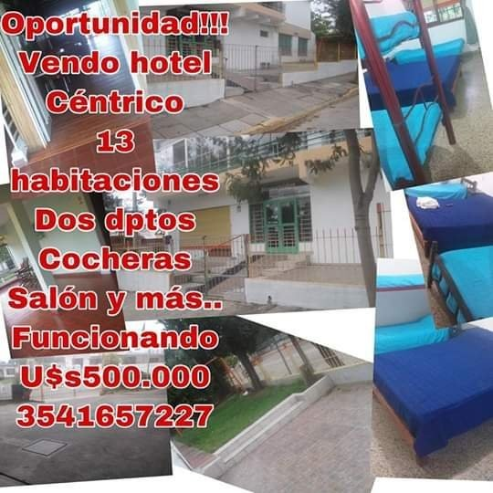inversionistas!!!venta de hoteles en distintos puntos del pais no deje de consultar