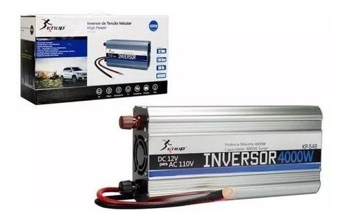 inversor 12-24v 110v knup solar 4000w 60hz  envio rapido