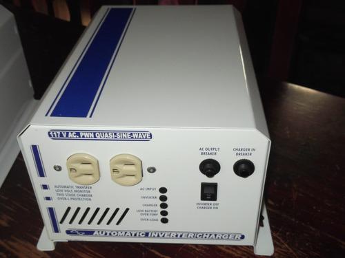 inversor 1.2 kilos  2 baterías trace t-215 rd$13,800 (809) 8