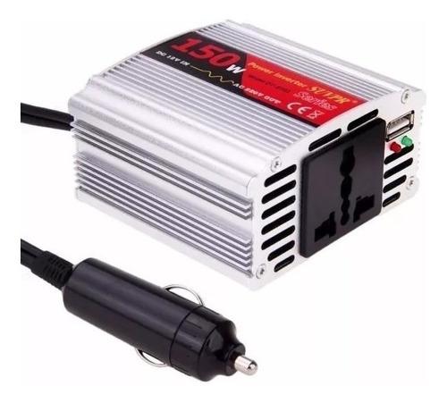 inversor 12v 220v transformador conversor adaptador usb 150w