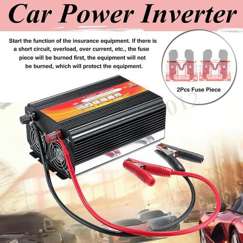 inversor 2000w 4000w 12v 110v 60 hz potente pronta entrega