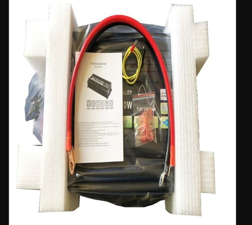 inversor automotivo 110v 2000w power inverter mdaoud