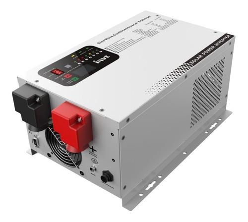 inversor cargador solar 3kw picos 11kw 24v mppt 45amp invt