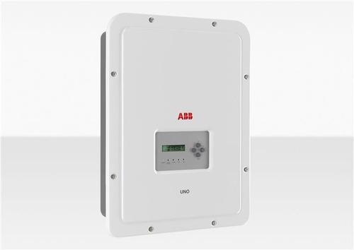 inversor central abb 5.0 kw uno-dm interconexión cfe solar
