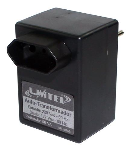 inversor conversor transformador de voltagem 220-110 unitel