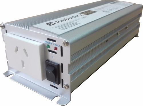 inversor corriente 12v a 220v 600w luz tv lavaropa comun cel
