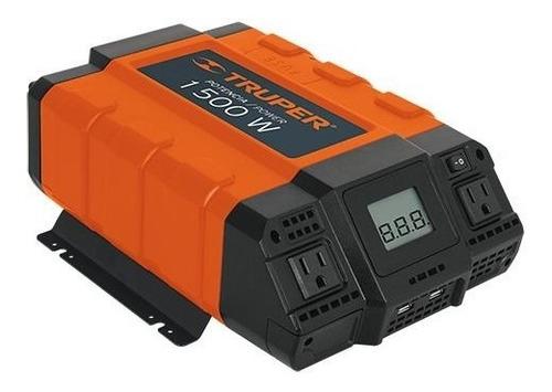 inversor de corriente 1500 watts truper 10492 envío gratis