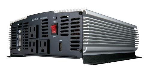inversor de corriente 2000/4000 watts jupiter 63426 nuevo
