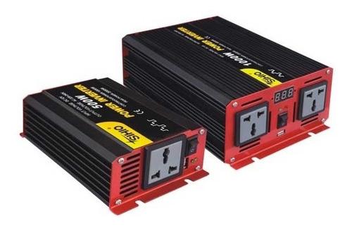 inversor de corriente inverter 800w 12v 220v código ic800