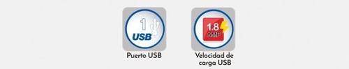 inversor de corriente para auto  de 150 w de portavasos