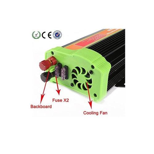 inversor de corriente para automóvil uxcell 600w inversor de